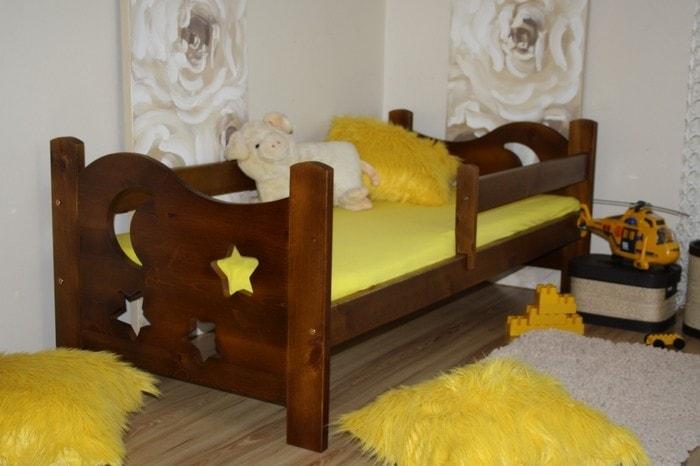 Maxi-drew Dětská postel SEWERYN 80 x 180 cm bílý
