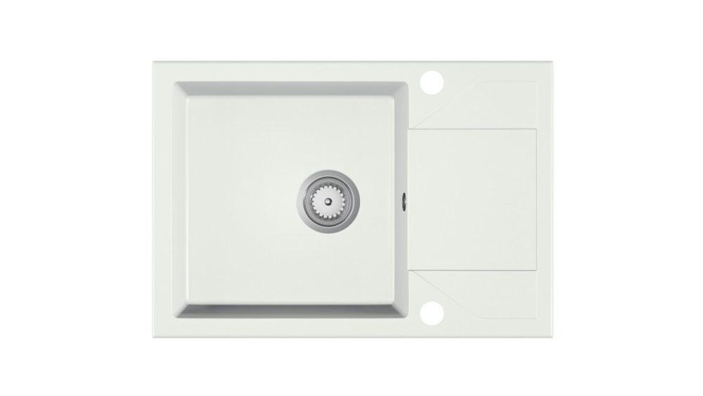 Halmar ADRIA sink, color: white