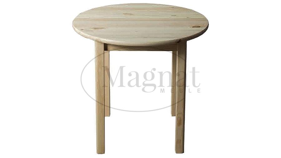 Magnat Dřevěný stůl nr. 3 ⌀ 60 dub