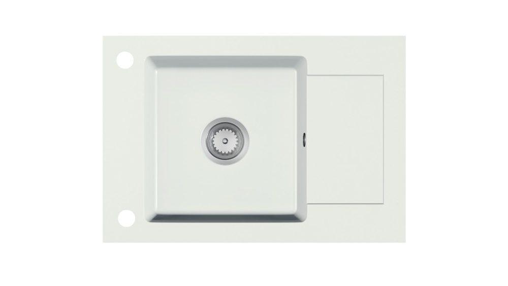 Halmar STEMA sink, color: white