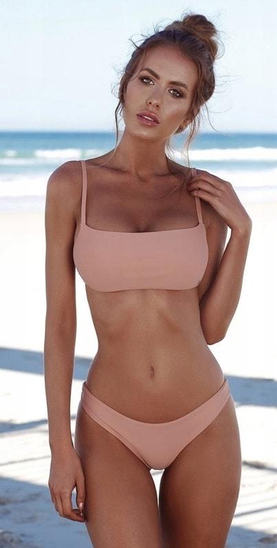 477fa821b Krásné plavky Brazilky - pink - Plážová móda a plavky ... - VIPhair.cz