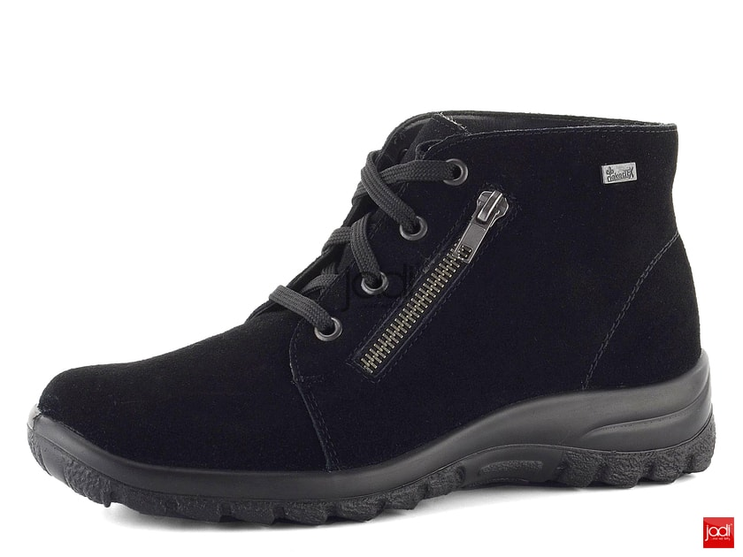 3ef9000ee48e Rieker šnurovacie členkové topánky s membránou L7131-00 - Rieker -  Podzim zima - JADI.sk - ...viac než topánky