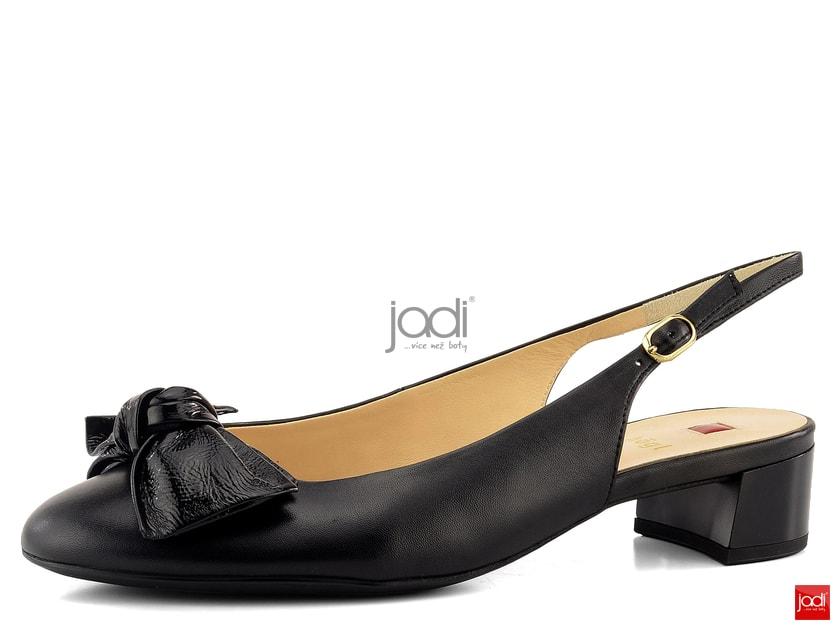 ee012bed31 Hogl lodičky s voľnou pätou čierne 3-103140 - Högl - Lodičky - JADI.sk -  ...viac než topánky