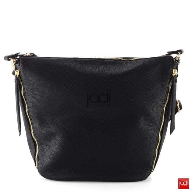 c8bc911e96 Gabor kabelka s postrannými zipsami čierna 7805 - Gabor - Nekožené kabelky  - JADI.sk - ...viac než topánky