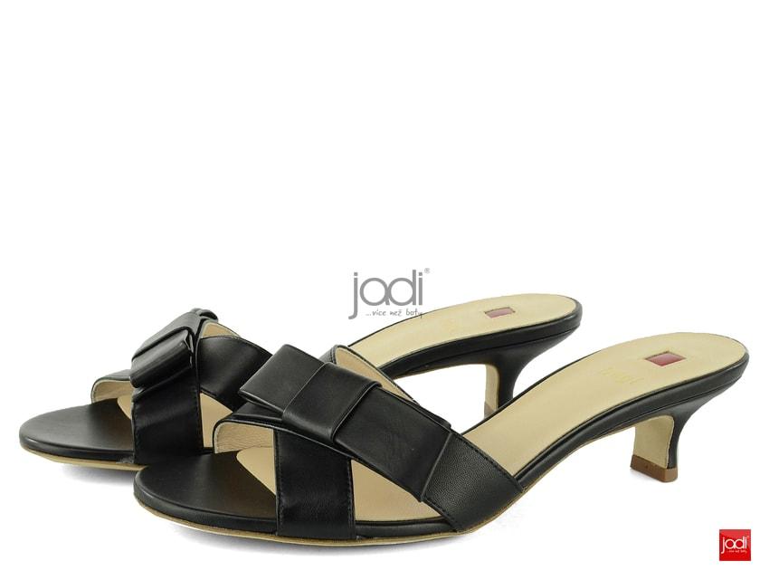 15e6b390351a Högl šľapky s mašľou čierne 7-104820 - Högl - Šľapky - JADI.sk - ...viac než  topánky