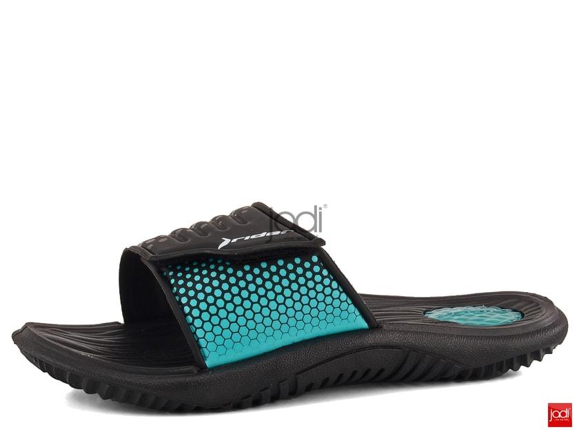 b934a1675 Rider pánske šľapky Everest Black/Blue 81918 - Rider - Pantofle a žabky -  JADI.sk - ...viac než topánky