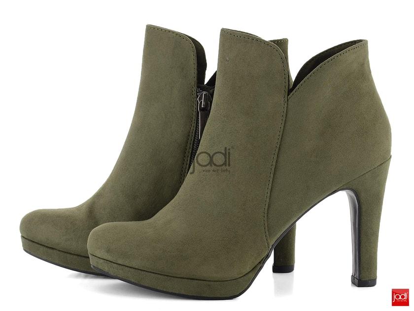 63088a9b6ef7 Tamaris elegantné členkové topánky na platforme Olive 1-25316-21 - Tamaris  - Podzim zima - JADI.sk - ...viac než topánky