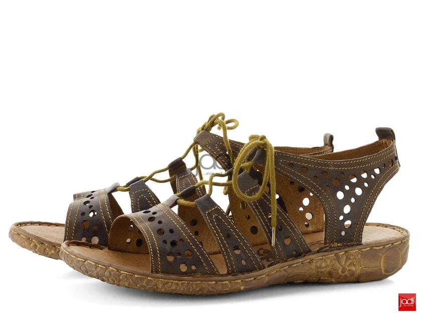9da273806835 Josef Seibel rímske sandále hnedé Rosalie 79515720370 - Josef Seibel -  Sandále - JADI.sk - ...viac než topánky