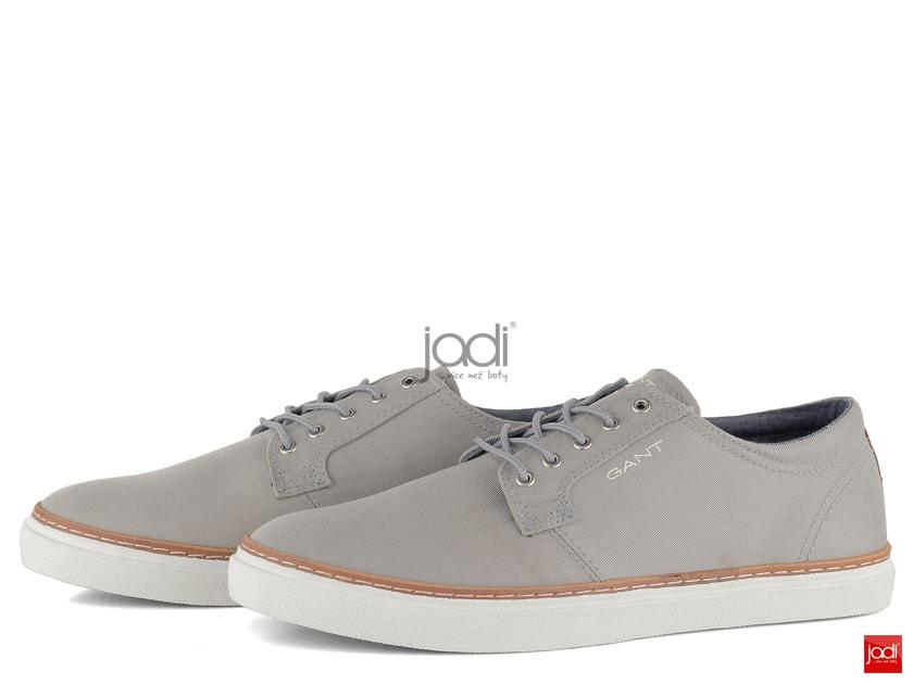 eb6672dcfdd0f Gant pánske tenisky Bari Gray 18638329 - Gant - Tenisky a kecky - JADI.sk -  ...viac než topánky