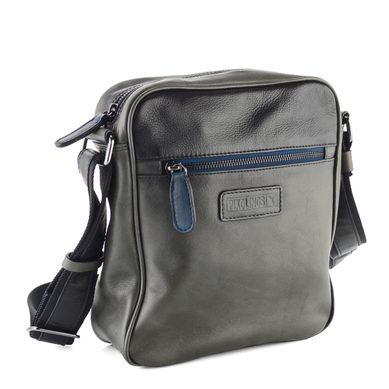 Pikolinos kabela crossbody Lead/Black MHA-164