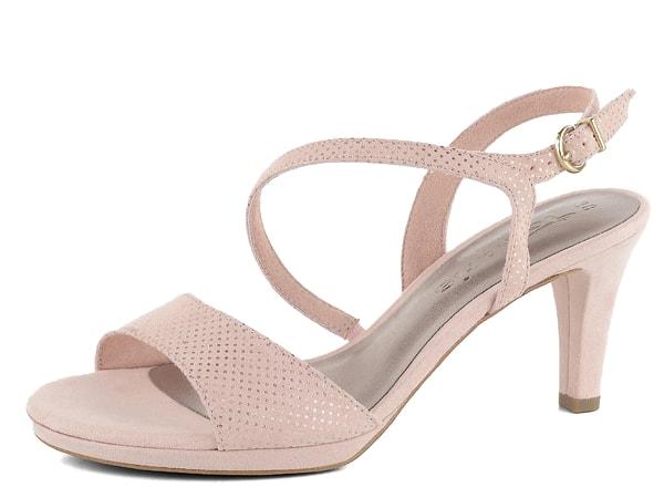 2341a1e3cebd0 Tamaris páskové sandálky rose dots 1-28318-22   Tamaris na Botař.cz