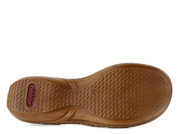 75cad9703084 Rieker sandály šedé 60800-42