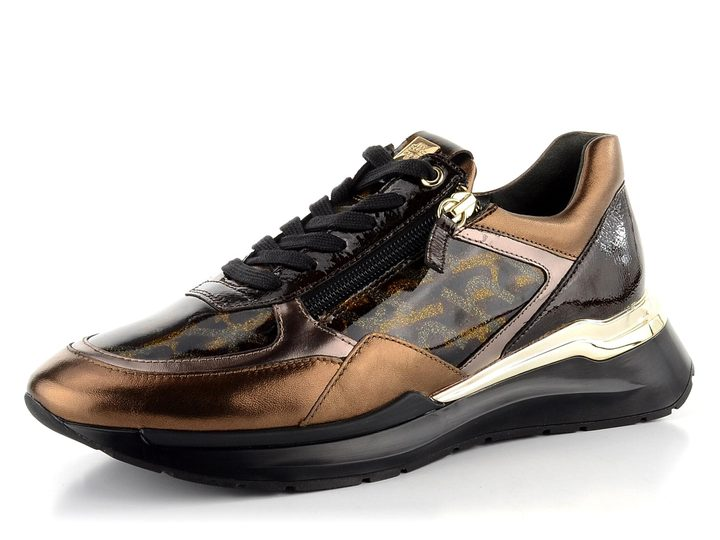 Högl sneakers polobotky Bronce multi 0-101305
