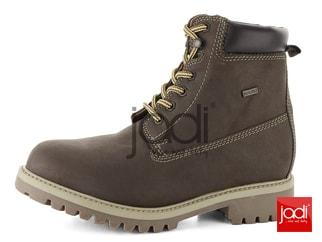 7dbe6a0bcfaa3 Klondike členkové topánky s membránou hnedé WH-025H01 - Klondike -  Podzim/zima - JADI.sk - ...viac než topánky