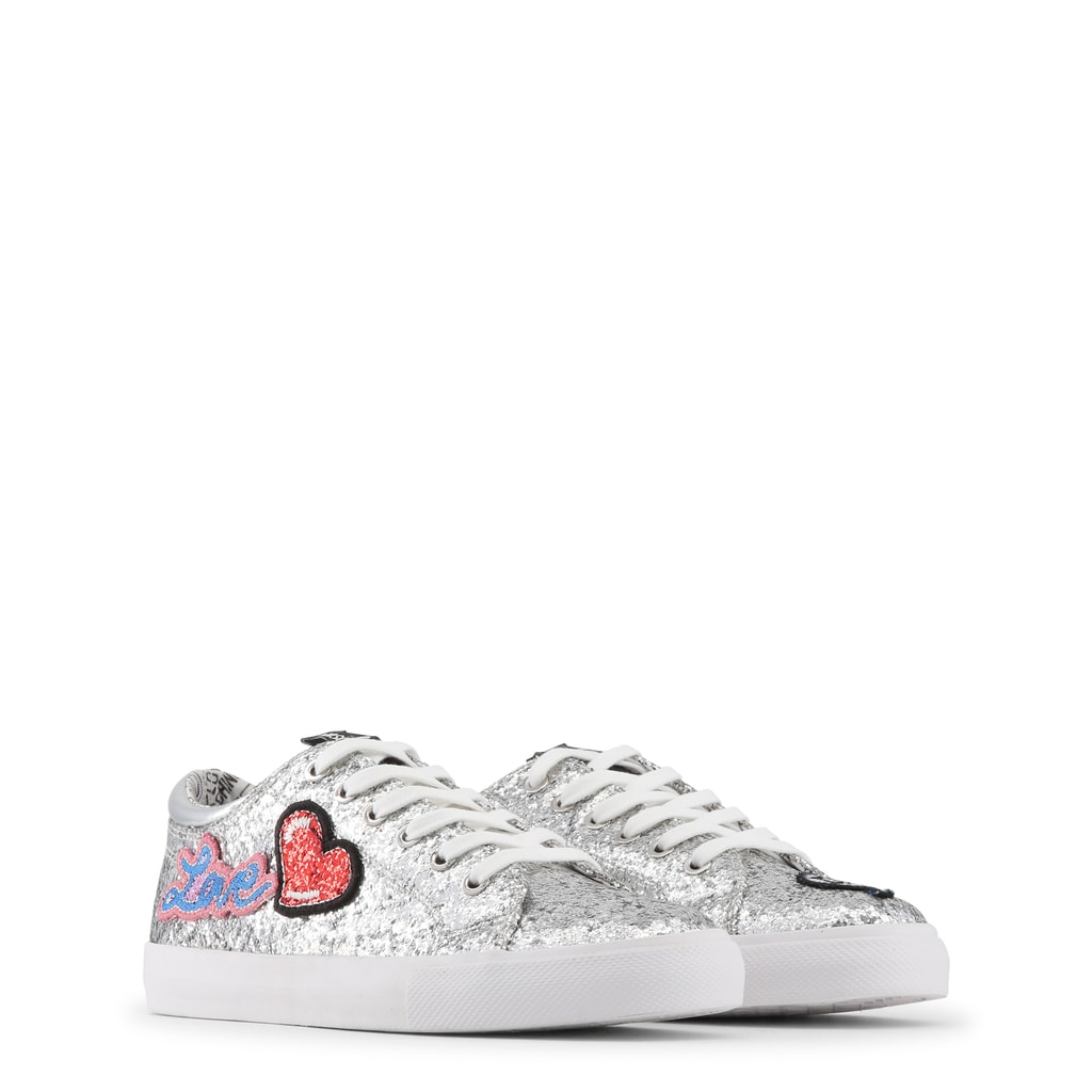 sneakers Love Moschino - Silver