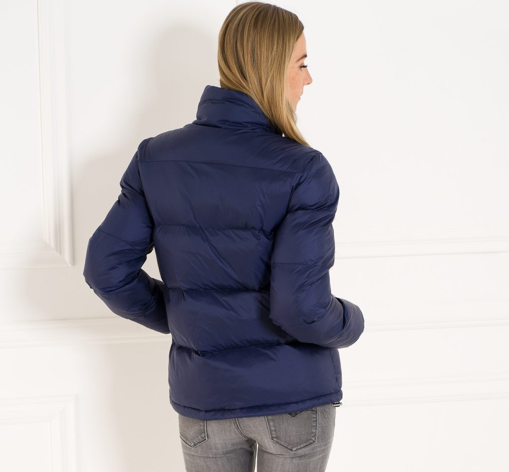 Centimetro figlio Sintomi  Glamadise - Italian fashion paradise - Women's winter jacket Tommy Hilfiger  - Dark blue - Tommy Hilfiger - Winter jacket - Women's clothing - Glamadise  - italian fashion paradise