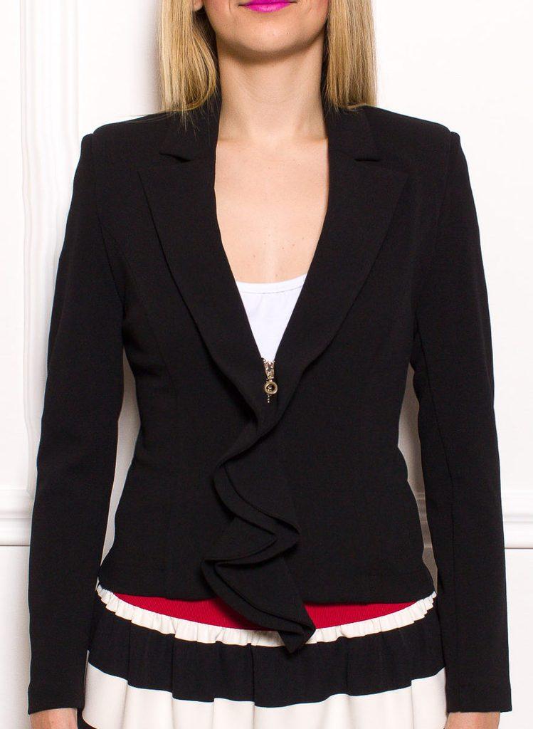 Glamadise - Italian fashion paradise - Women's blazer Rinascimento - Black  - Rinascimento - Blazers - Women's clothing - Glamadise - italian fashion  paradise
