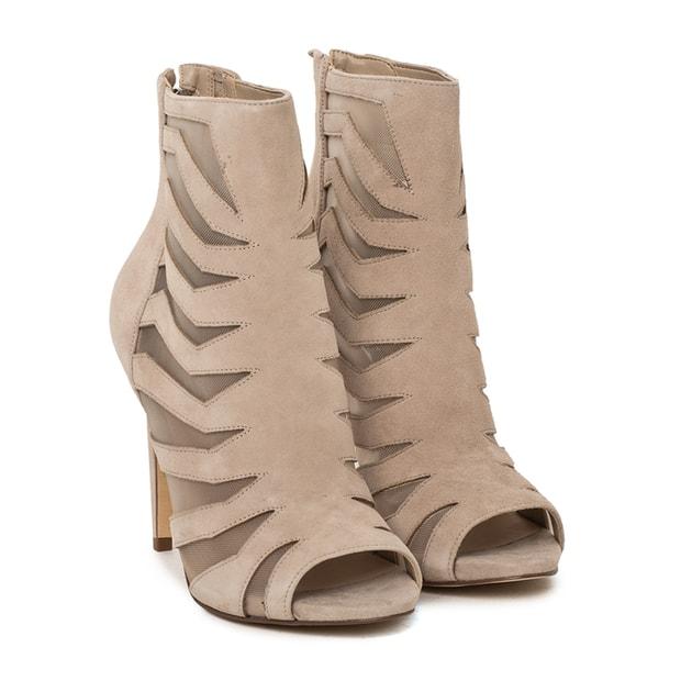 54388e9758 Glamadise.sk - Guess béžová členková obuv - Guess - Kotníkové - Dámske  topánky - GLAM