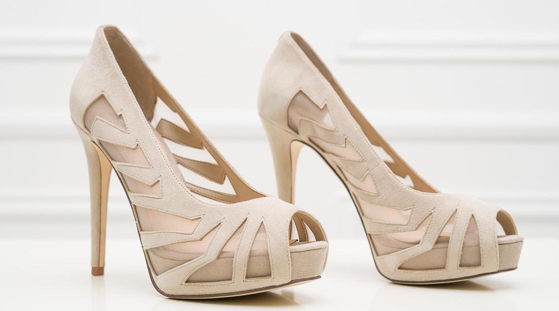 70f3930d087e7 Glamadise.sk - Guess béžové lodičky - Guess - Lodičky - Dámske topánky -  GLAM, protože chci být odlišná!