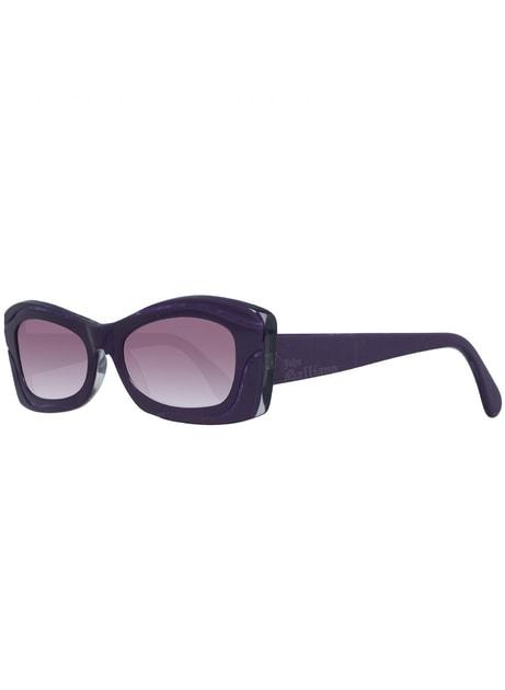 8a55c5745 Glamadise.sk - John Galliano slnečné okuliare fialové - John Galliano -  Dámske slnečné okuliare - Doplnky - GLAM, protože chci být odlišná!