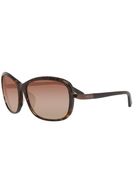 9a06ba70b Glamadise.sk - Calvin Klein slnečné okuliare havana CK7308S - Calvin Klein  - Dámske slnečné okuliare - Doplnky - GLAM, protože chci být odlišná!