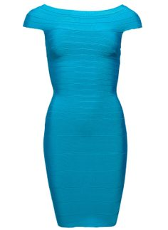 Bandage dress GLAM&GLAMADISE - Blue