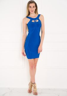 Bandage dress Guess by Marciano - Blue