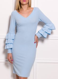 Dress for everyday Glamorous by Glam - Blue