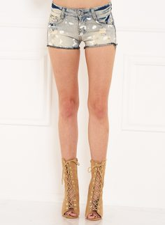Women shorts Glamorous by Glam - Blue