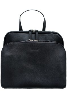 Real leather handbag Guy Laroche Paris - Black