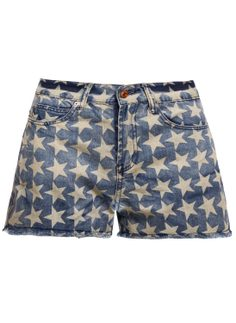 Women shorts  - Blue