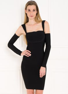 Bandage dress Guess by Marciano - Black