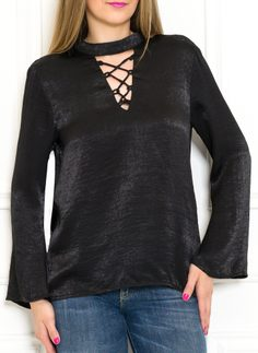 Women's top  - Black