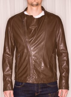 Men's jacket  - Brown