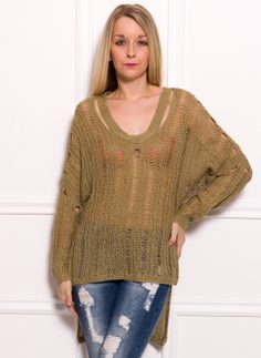 Women's sweater  - Green