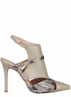 Women's sandals Pierre Cardin - Beige