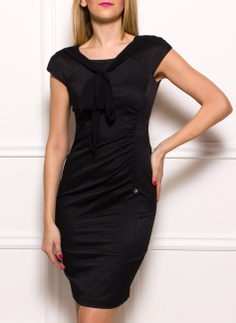 Dress for everyday Rinascimento - Black