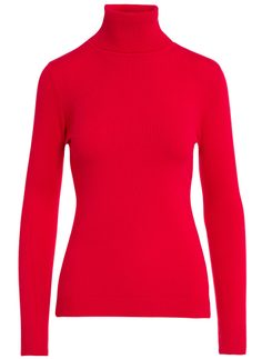 Women's sweater Due Linee - Red