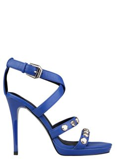 Women's sandals Versace jeans - Blue