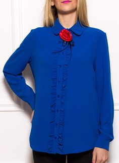 Women's top Glamorous by Glam - Blue