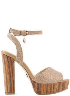 Women's sandals Laura Biagotti - Beige