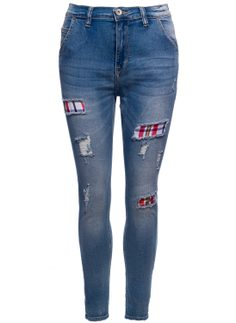 Women's jeans Glamorous by Glam - Blue
