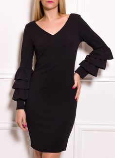 Dress for everyday Glamorous by Glam - Black