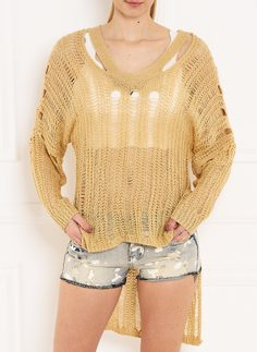 Women's sweater  - Beige