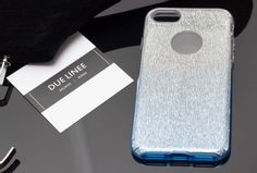 Case for iPhone 7/8 Due Linee - Blue