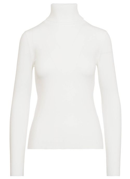 Women's sweater Due Linee - Creme