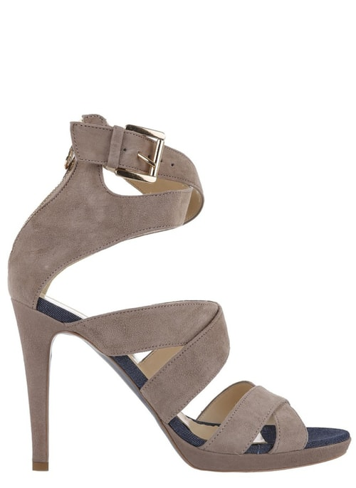 Women's sandals Trussardi - Beige