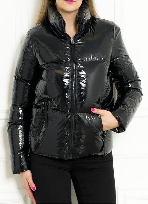 Women's winter jacket Tommy Hilfiger - Black