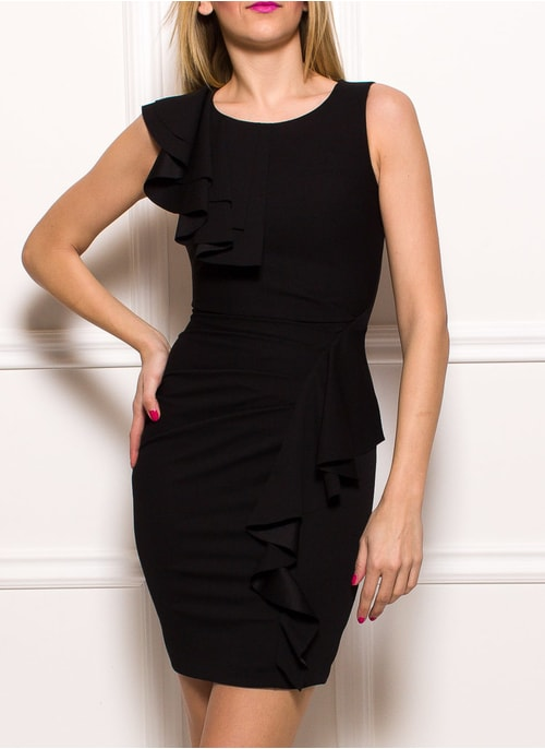 Italian dress Rinascimento - Black