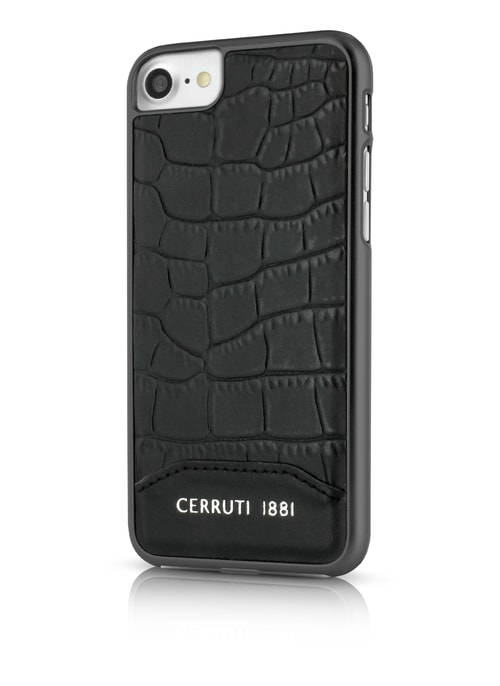 Case for iPhone 6/6S/7/8 Cerruti 1881 - Black